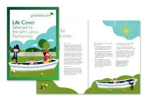 Greenbee leaflets