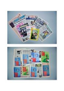 Vodafone Value Campaign publications